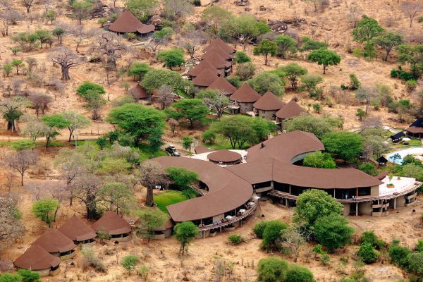 Time for Africa Sopa Lodge